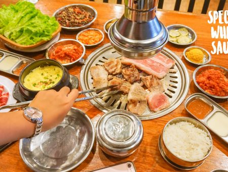 Seoulgyupsal – Unlimited Korean Barbecue