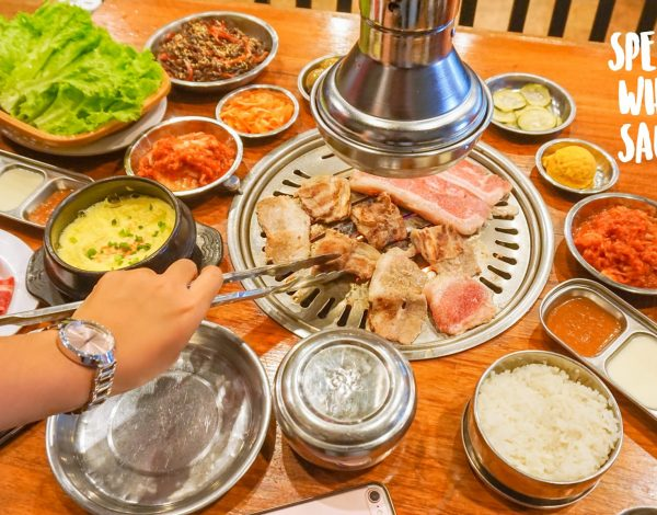 Seoulgyupsal – Unlimited Korean Barbecue